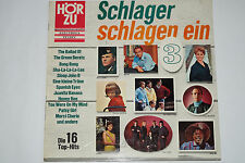 SCHLAGER SCHLAGEN EIN - 3 (The Beach Boys, Cher, The Magics And Drafi...) LP