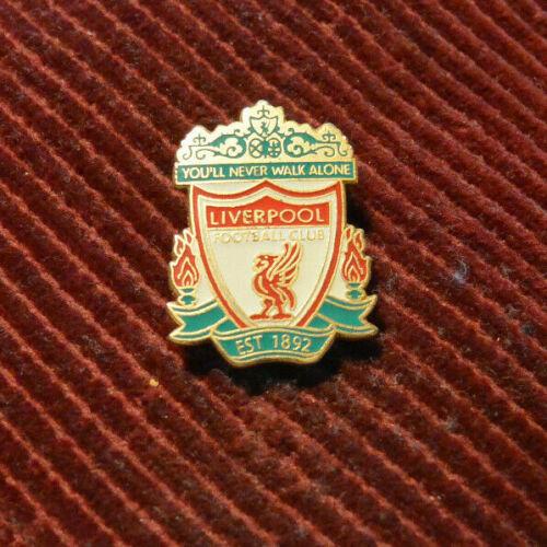 Fussball YNWA Liverpool Football Club 1892 Anstecknadel Badge LFC