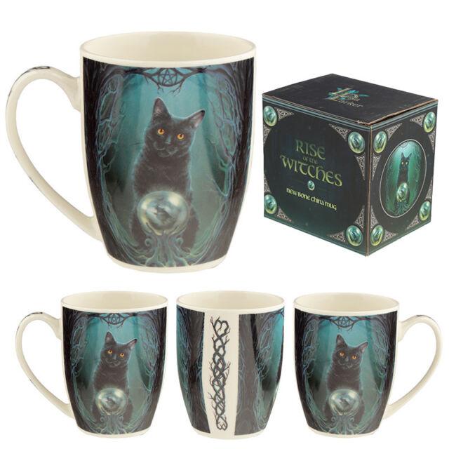 Fantasy Mythical Porcelain Mugs Gift Boxed Many Designs Mug Cup Lisa Parker