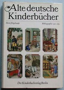 Alte-deutsche-Kinderbuecher-Bibliographie-1507-1850-Verlagsregister-Titelregister