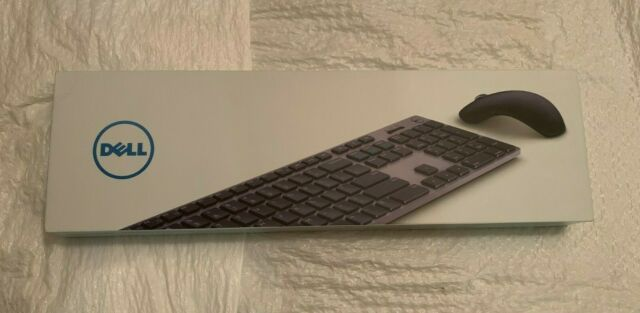b8283c4228b Dell Premier Wireless Keyboard and Mouse KM717 USB Wireless ...