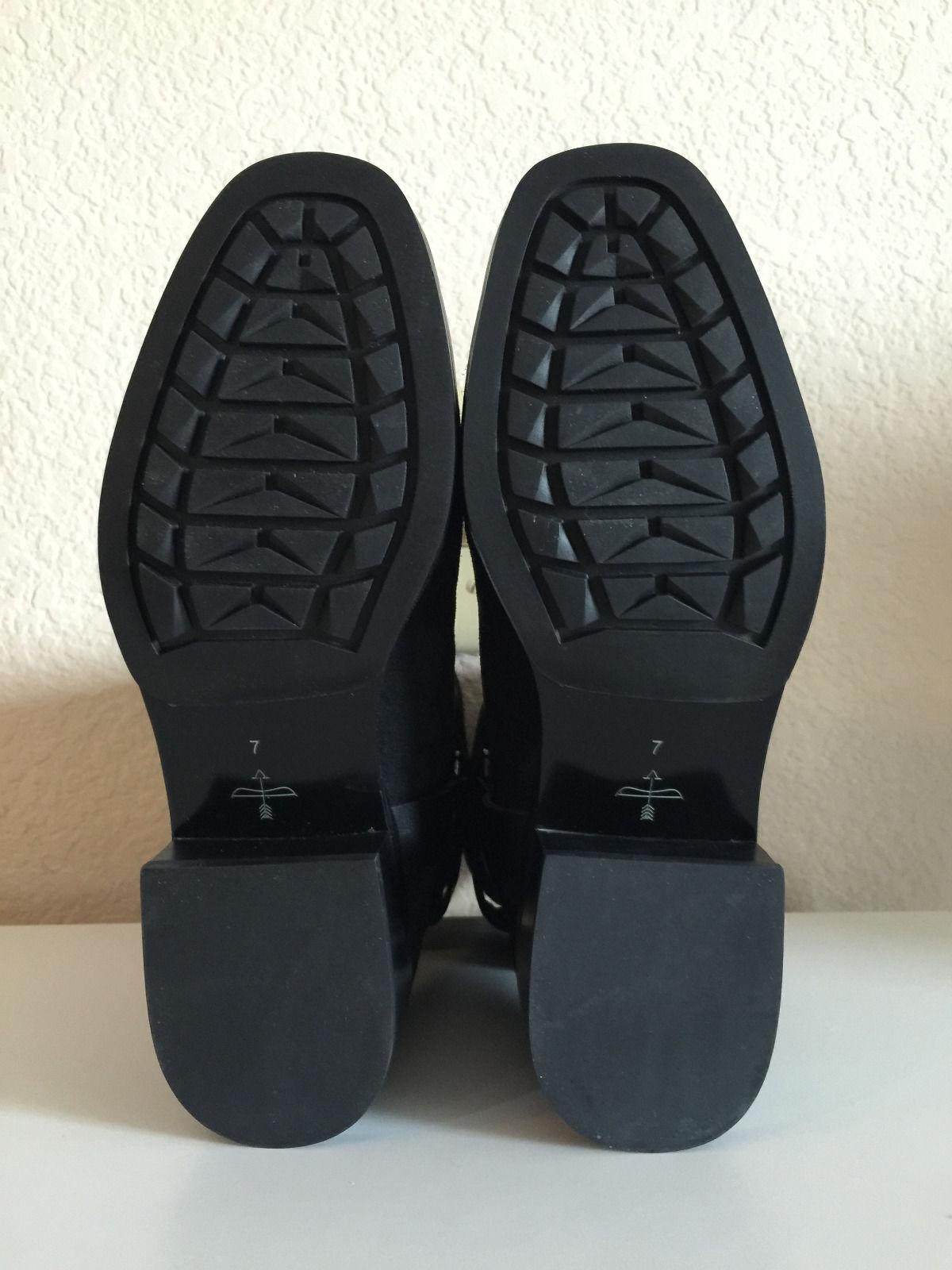 Pour La Victoire Riley Mujer  325. Arnés Arnés 325. De Gamuza Biker Corto botas Zapatos 5.5 a2e9fc