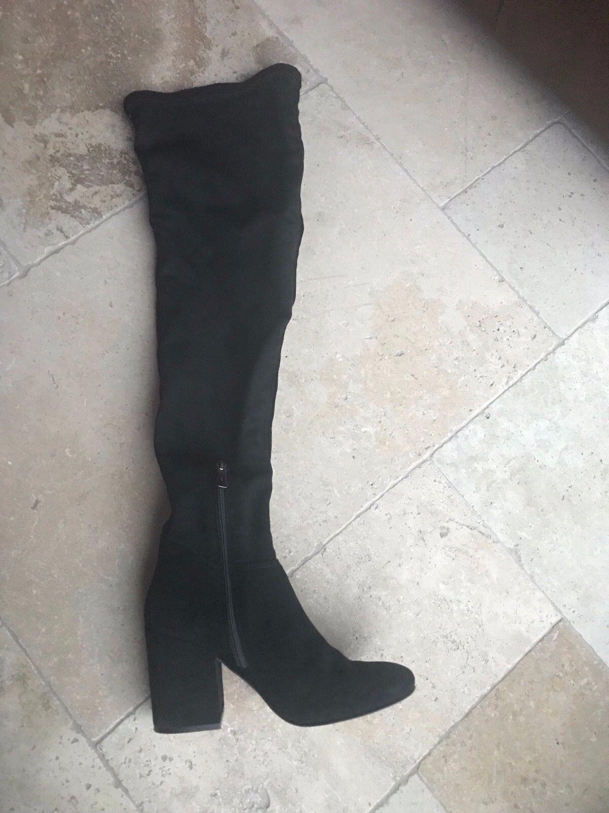 Overknee Stiefel - boots Gr.37