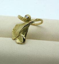 NIESSING Ring 18kt Gold 0.02ct Brillant RW49