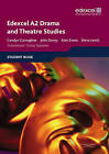 Edexcel A2 Drama and Theatre Studies Student Book by John Davey, Carolyn Carnaghan, Stephen Lewis, Alan Evans (Paperback, 2009)