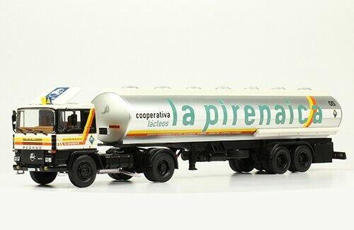 Truck Camión Pegaso 1231 T Cabeza Cuadrada Lácteos La Pirenáica 143 altaya