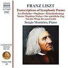 Franz Liszt - : Complete Piano Music, Vol. 43 - Transcriptions of Symphonic Poems (2016)
