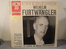 Unvergessen - Wilhelm Furtwängler