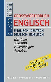 Großwörterbuch Englisch von I. Hell   Buch   Zustand gut