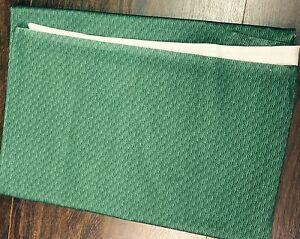 1-7MTS-VELVET-TYPE-GREEN-BASKET-WEAVE-COATED-FABRIC-FR