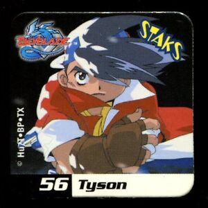 Staks-Staks-Magnet-Magnet-Beyblade-N-56-Tyson