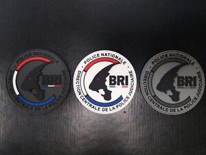 Rare-authentique-ecusson-collection-Police-toutes-BRI-PVC