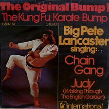 "7"" 1975 CV SAM COOKE ! BIG PETE LANCASTER : Chain Gang"