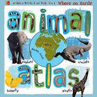 Animal Atlas by Mark Williams (Board book, 2007)