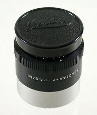 LEICA Focotar-2 II 4,5/50 50 50mm F4,5 4,5 enlarging lens Vergr. Objektiv top