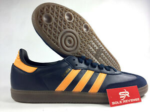 NEW-adidas-SAMBA-OG-Shoes-EE5414-Collegiate-Navy-Real-Gold-Cloud-White-a1