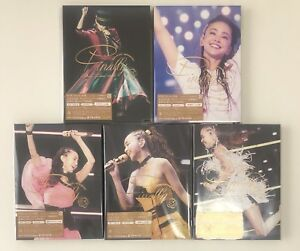 Namie-amuro-Final-Tour-2018-Finally-concert-Blu-ray-5-set-from-japan-ems-ship