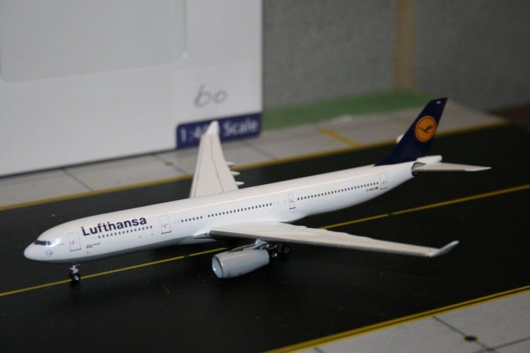 Aeroclassics 1 400 Lufthansa Airbus Airbus Airbus A330-300 D-AIKA (ACDAIKA) Die-Cast Model 7f45ea