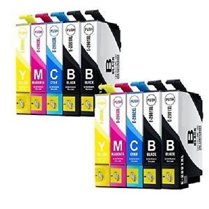 Pack-10-Cartouches-Epson-XP255-XP257-XP352-XP355-XP452-Compatible