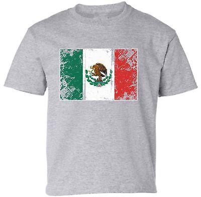 Mexico Flag Toddler Shirt Mexico Football Shirts Kids Mexican Flag Toddler Shirt