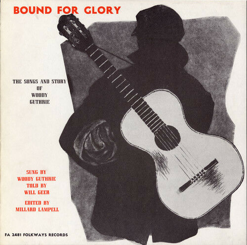 Woody Guthrie - Bound for Glory: Songs and Stories [New CD]