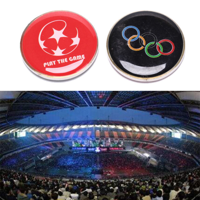 1X Sports soccer football champion pick edge finder coin toss referee side XR