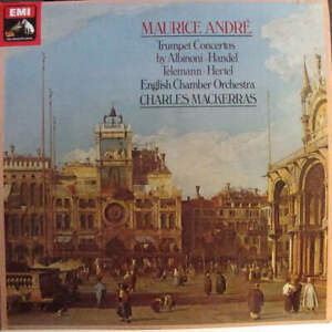Maurice André , English Chamber Orchestra , Sir Charles Mackerras - Trumpet Conc