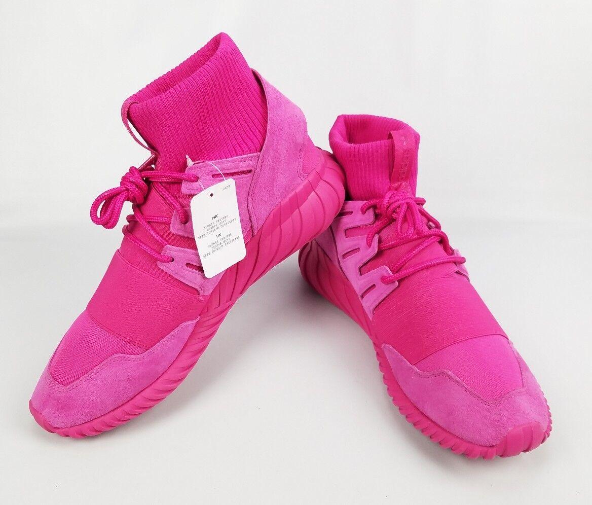 Adidas Tubular Doom S74795 EQT Pink Men's Comfortable