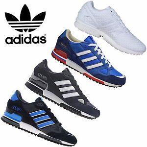 New Adidas Originals Foundation Superstar ZX FLux 750 Beckenbaur Running Trainer