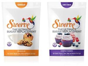 Swerve-Sweetener-Bakers-Bundle-Granular-amp-Confectioners-2-Pack-Baking-Sugar-Alt