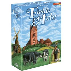 Fields Of Arle - Z-Man Games - NEW
