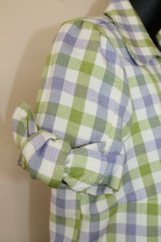Tie 4 Sleeve Made Size Nwt Jacket In Sisters Top 2 Usa 3 S Cotton Mina 1490 C8qfY