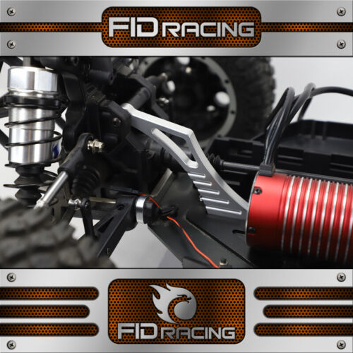 FID racing CNC alloy rear chassis brace bracket  for LOSI DBXL-e
