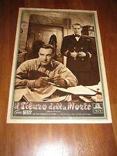 FOTOBUSTA, Il siluro della morte,1956,Crest of the Wawe,GENE KELLY,Marina,War