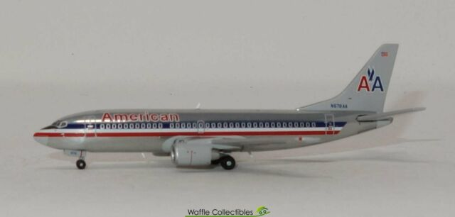 Inflight500 Boeing 707-300 Continental N17328 1:500 plus Herpa Wings Katalog