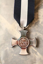WW2 ROYAL MERCHANT NAVY NAVAL OFFICER DSC DISTINGUISHED SERVICE CROSS MEDAL