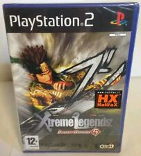 DYNASTY WARRIORS 5 XTREME LEGENDS - SONY PS2 PLAYSTATION 2 - NEW PAL VERSION