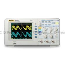 New Rigol DS1052E Digital Oscilloscope 50MHz 1 GSa/S 2 Channels Plus USB Storage