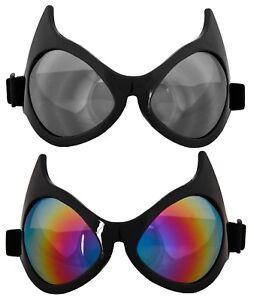 Big-Cat-Eye-Catwoman-Batman-Superhero-Anime-Black-Costume-Glasses-Goggles