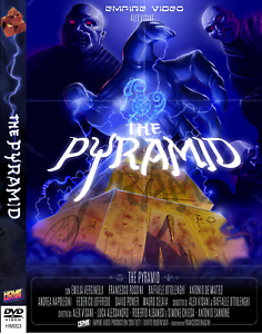 The-Pyramid-Limited-400-Copie-Numerate-DVD-Nuovo-e-Sigillato