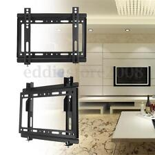 14-42 inch Uninversal LCD LED Plasma Tilt TV Wall Mount Flat Panel Bracket Stand