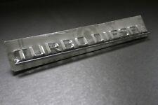 MERCEDES-BENZ W126 300 SEL Rear Trunk Badge Logo Emblem A1268171615 Original