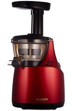 Hurom Slow Juicer HE Serie (HU-500) Rot / Entsafter Saftpresse / HE-RBE04