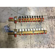 Zurn Qhpm 10 10 Port Accuflow Preassembled Radiant Heating Manifold