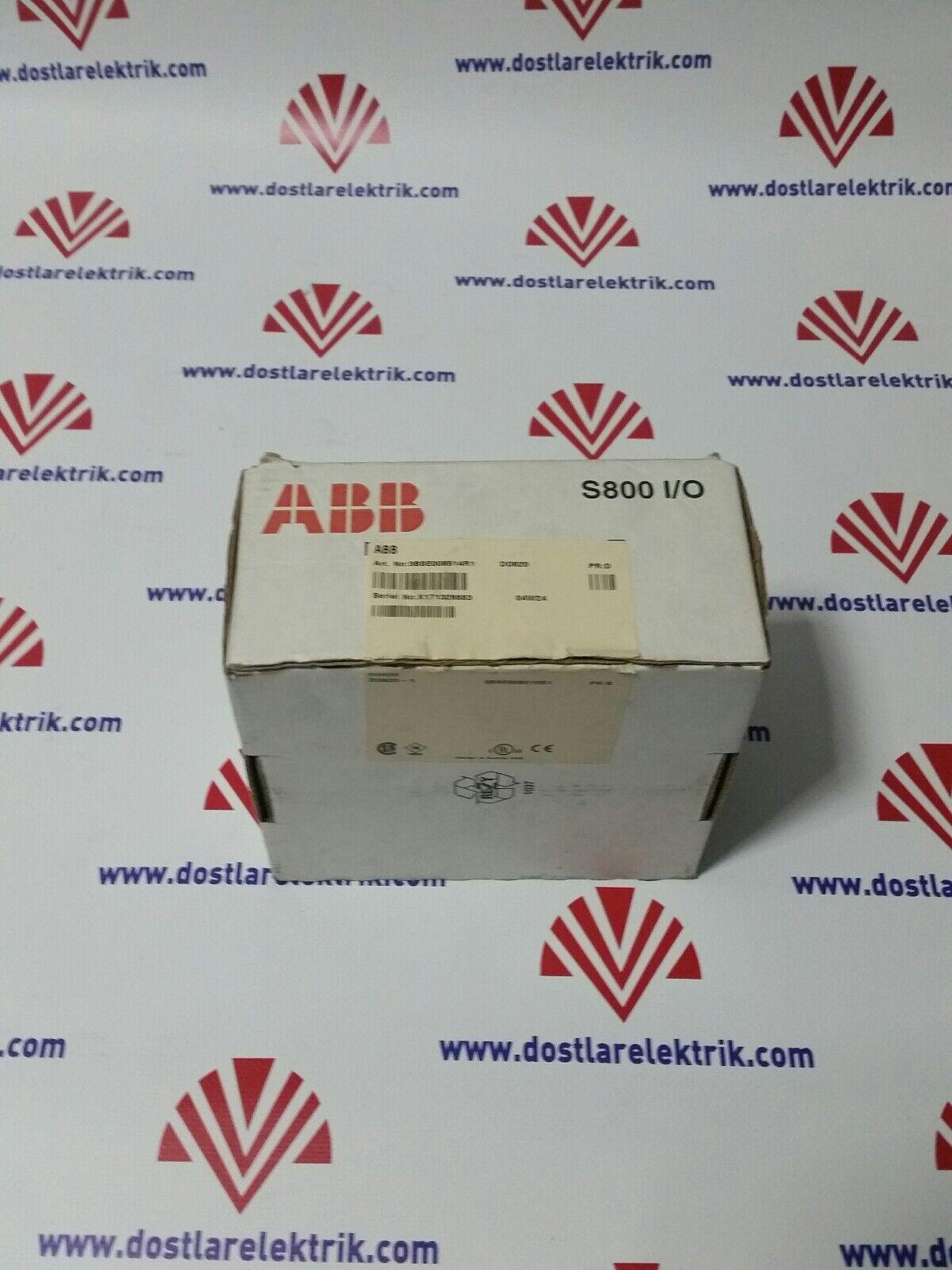 ABB 3BSE008514R1 D0820 S800 I 0 MODUL