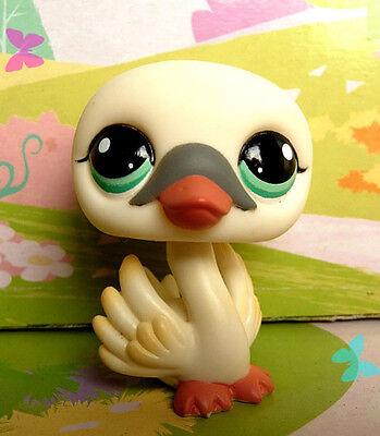 LITTLEST PET SHOP(431)-Special Edition Swan #996