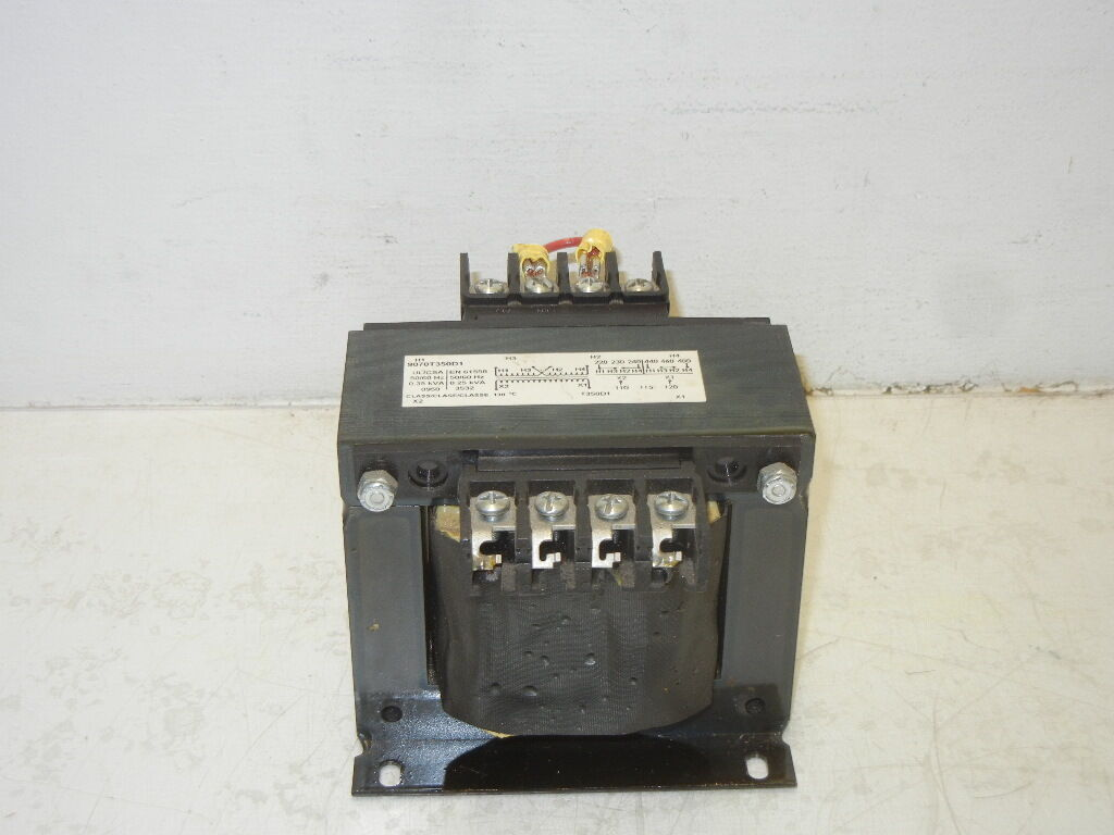 SQUARE D 9070T350D1 USED INDUSTRIAL CONTROL TRANSFORMER 9070T350D1