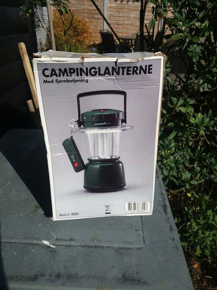 Camping lanterne