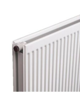 Quinn Central Heating Radiator Round Top 600 x 500mm DP+21 Q21605RT