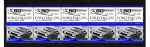 FORD-50th-ANNIV-STRIP-OF-10-MINT-VIGNETTE-STAMPS-XC-FALCON-2